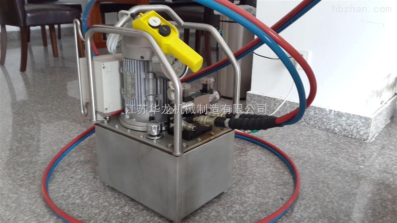 hlcb 超高压电动液压泵图片