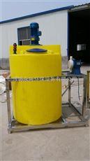 云南泸水二氧化氯发生器加药装置