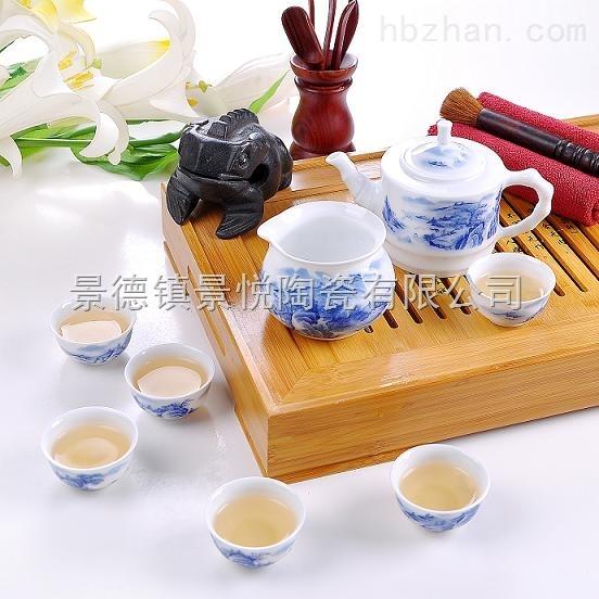 普通茶具的使用步骤图片大全