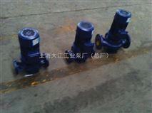 不鏽鋼IHG型立式單級單吸管道離心泵