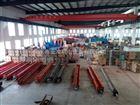 WLS重庆无轴螺旋输送机生产车间图片