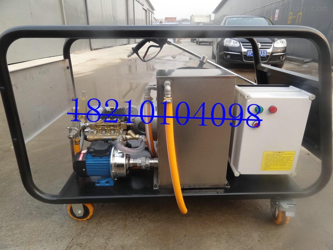 铸件高压水清砂机