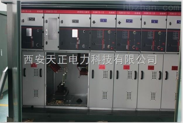 广泛应用于工业及民用电缆环网及供电末端;具有结构