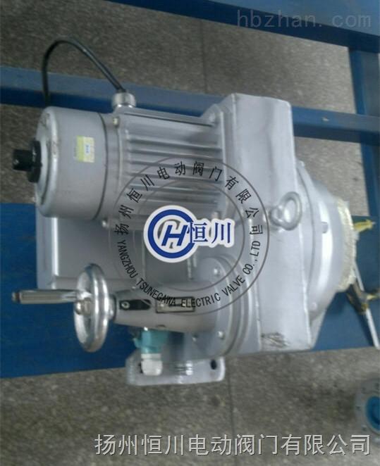 DKJ型角行程电动执行器是DDZ-、型系列仪表中的执行单元,与DDZ-、 型控制单元仪表配套使用.它以交流电源为动力,接受统一的标准信号4~20mA,dc (或0~10mA,dc),输入信号和位置发送器的反馈信号,通过伺服放大器的比较后, 输出开关信号,驱动电机,经过机械减速,将输入信号转换成相对应的输出轴转角位 移:自动地操纵风门挡板,蝶阀,球阀等装置,完成系统的自动调节任务:它广泛应 用于电站、冶金、石油、化工、机械、轻工、纺织、食品和医药等工业部门的调节系 统中.