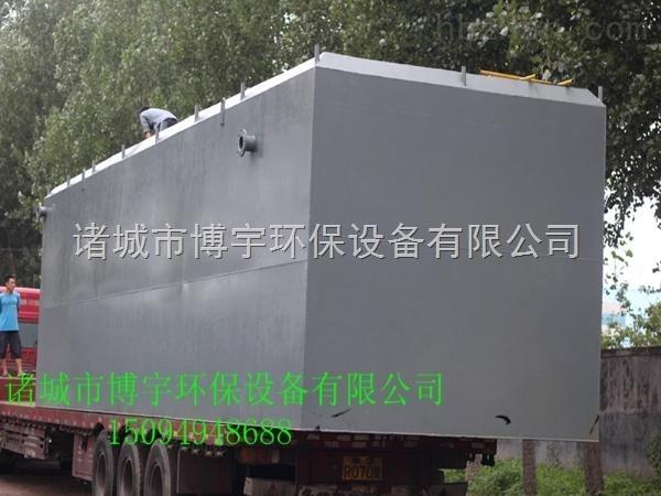供应北京造纸厂污水处理装置