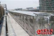 铜梁不锈钢水箱变频供水系统