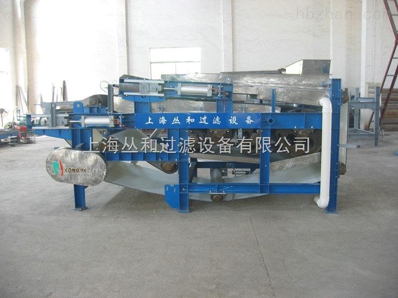 DY2500帶式壓榨過濾機,污泥濃縮一體機