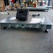 天津1吨电子称/3吨电子地磅售价【地磅新年特价】