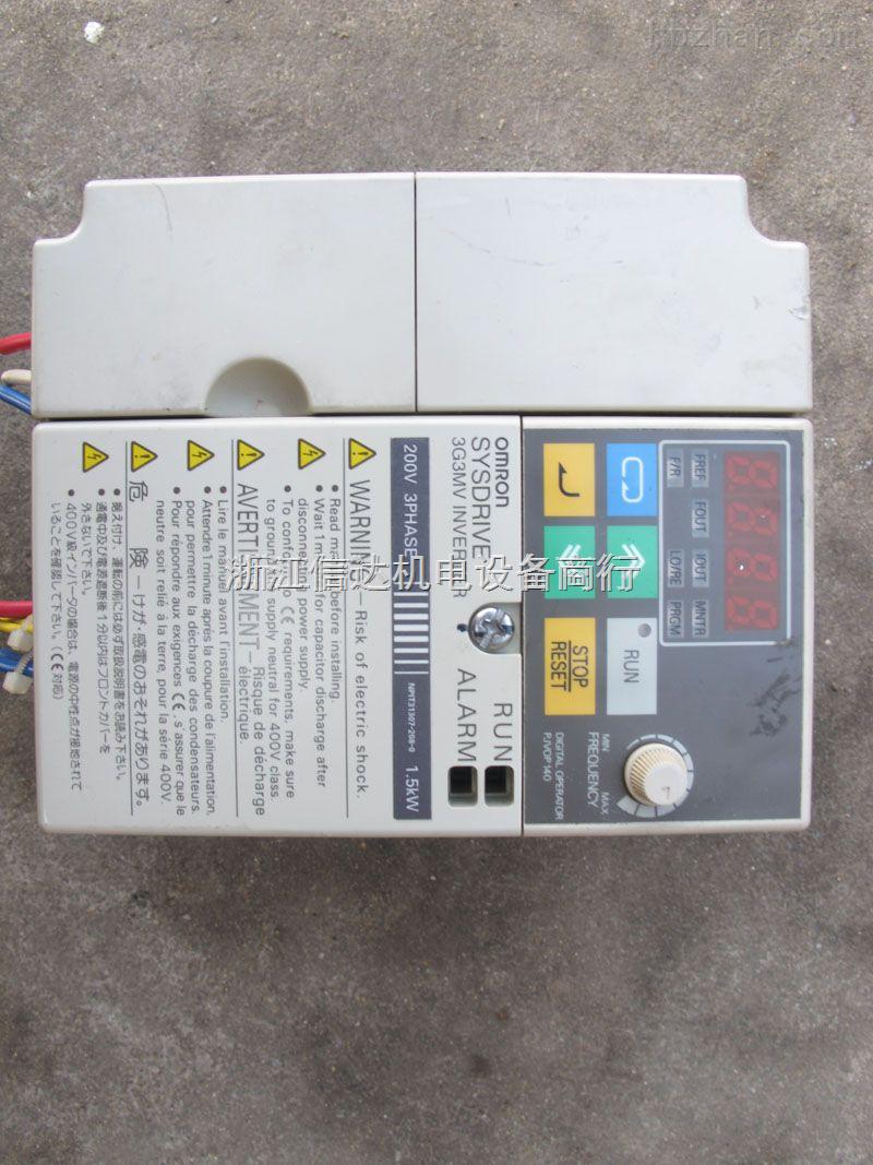 摘要:信达欧姆龙变频器:通过改变电机工作电源频率