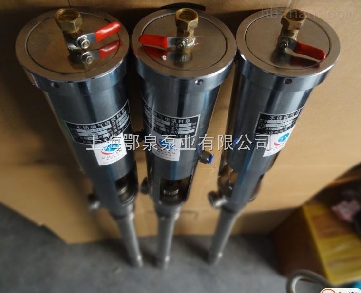 FY1.2T-2氣動油桶專用泵