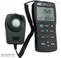 台灣泰仕TES1339專業級照度計TES-1339數字式便攜廠家