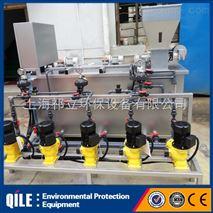 不锈钢溶解混凝剂自动加药系统