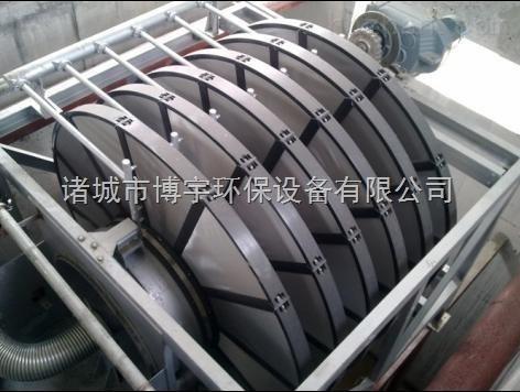 ZP型纤维转盘过滤器 山东博宇
