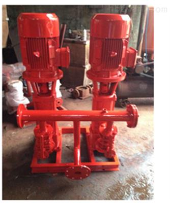 消防压力泵的型号