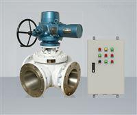 SZF四通球阀型供水阀SZF双向供水转阀使用说明书
