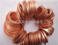 紫铜垫,管道防腐紫铜平垫圈供应厂家