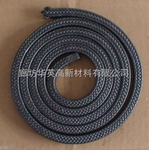 耐腐蚀含油黑四氟盘根供应商
