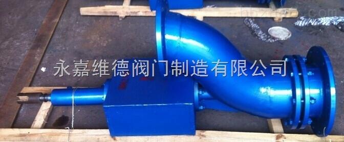72y均压放散阀高炉系统中,普通用均压阀以均衡炉体及大小钟之间的压力图片