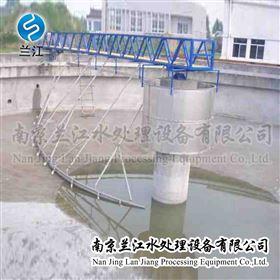 ZBXN浓缩池周边传动半桥式刮泥机