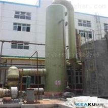 環保玻璃鋼工業廢氣凈化塔|廢氣處理塔廠家|環保認定證書