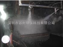造紙廠車間、車料廠、建筑工地噴霧除塵設備