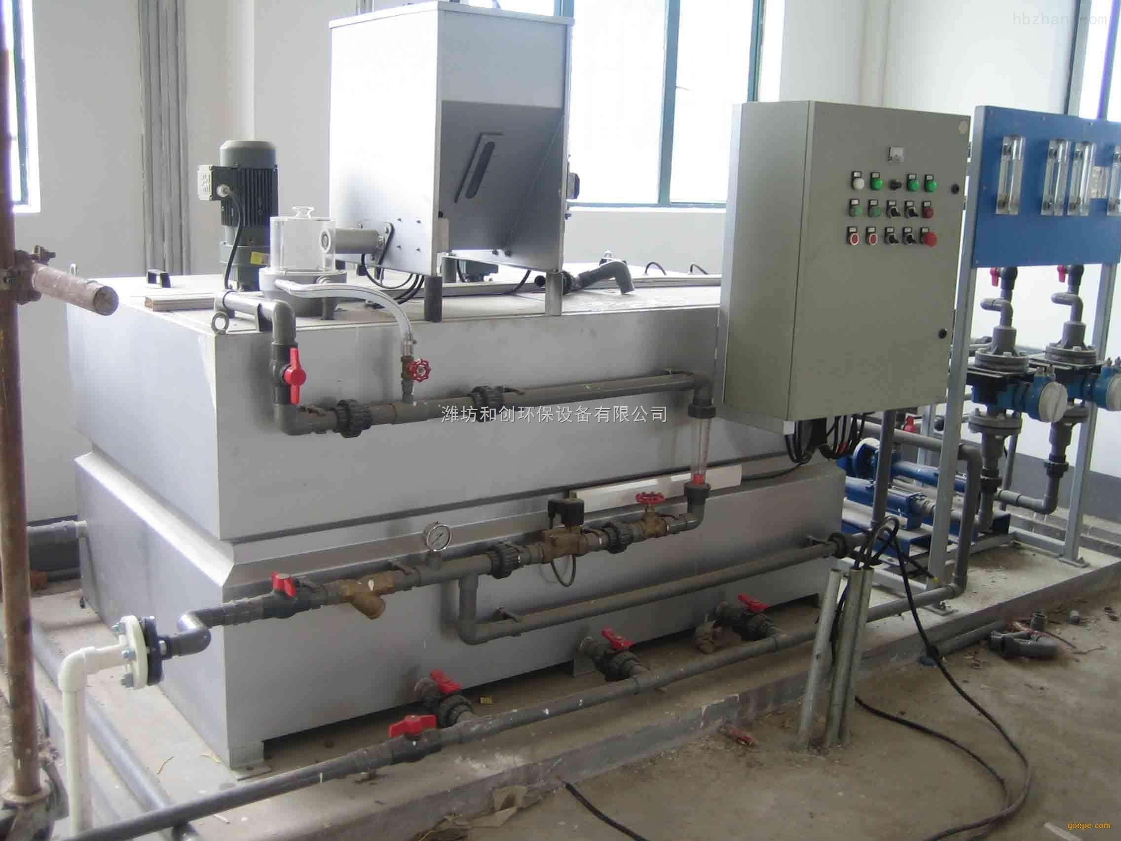 山东水厂消毒设备/高锰酸钾投加装置厂家