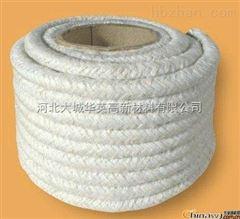 专业生产耐高温硅酸铝纤维绳,陶瓷绳厂家