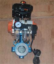 优质D971F46电动对夹衬氟蝶阀