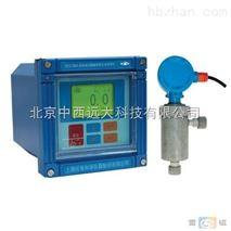 中西(LQS)在线电磁式酸碱浓度计 型号:ZXYDKJ-DCG-760A库号:M189880