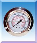 嵌装耐震双刻度压力表