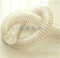 厂家供应镀铜钢丝管,带钢丝骨架波纹弹簧管-排风排气