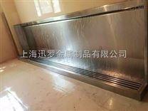 浙江优质生产厂家定制多款不锈钢小便槽