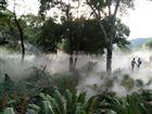 黄石温泉景观造雾工程报价