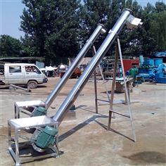 TL160U型可拆卸式螺旋输送机 水平绞龙传输物料