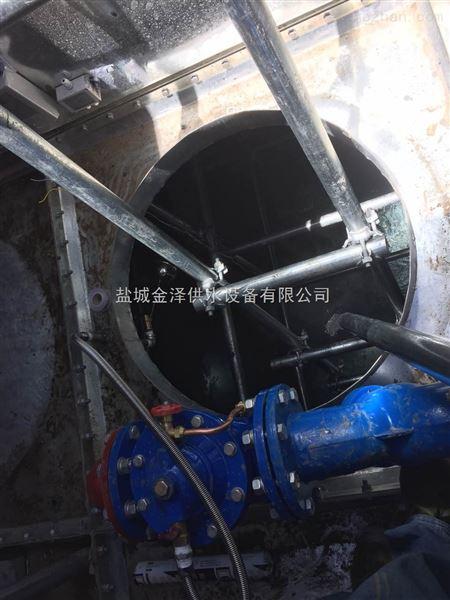 杭州地埋箱泵一体化
