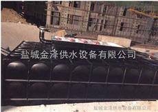 地埋增压箱泵一体化给水设备