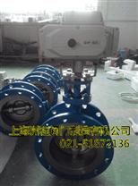 D943H電動法蘭硬密封蝶閥