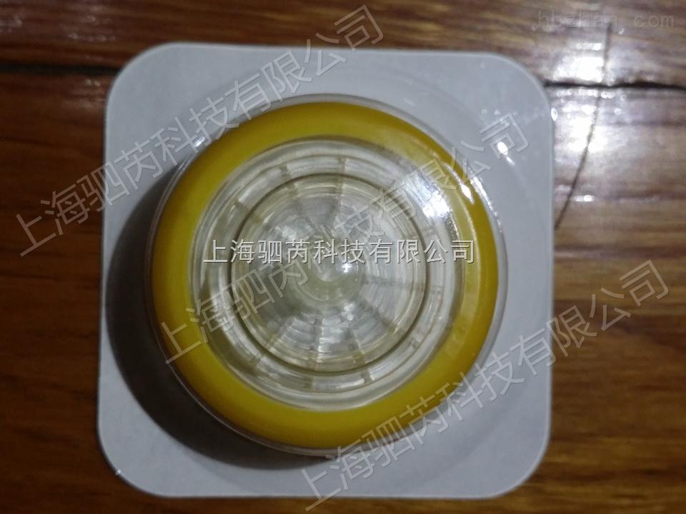 美国Millipore密理博Millex-GV针头式过滤器,0.22 µm,PVDF膜,可