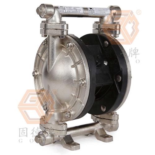 上海边锋再唱最强音 第三代气动隔膜泵问鼎行业巅峰