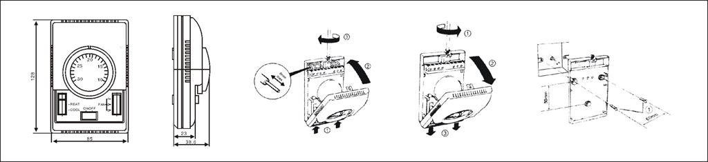 风机盘管温控器-供求商机-河南湖高阀门物资有限公司