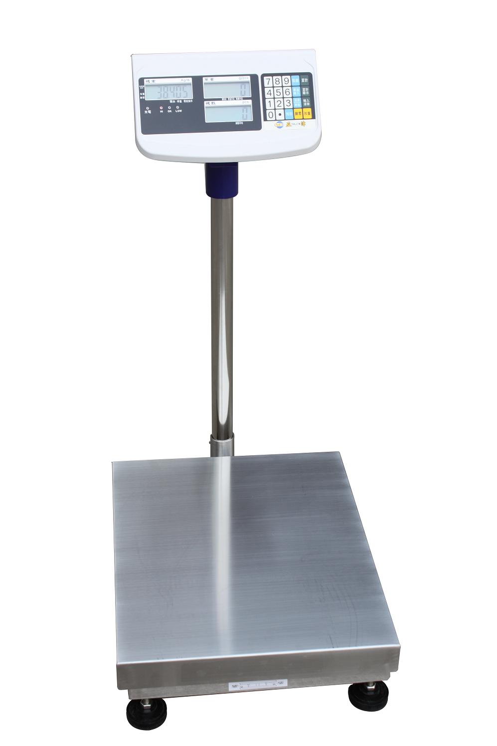 tcs泗泾标准台秤,带立杆专业电子秤