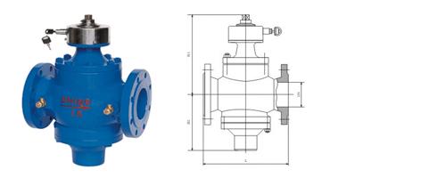 ZL47F-10/16动态流量平衡阀