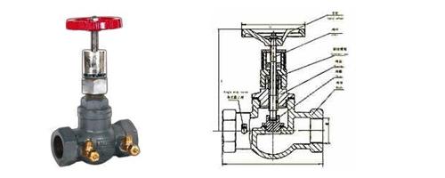 河南JP11F手动丝口静态平衡阀厂家,内螺纹静态平衡阀价格