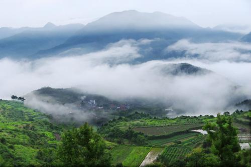 东阳福山风景区