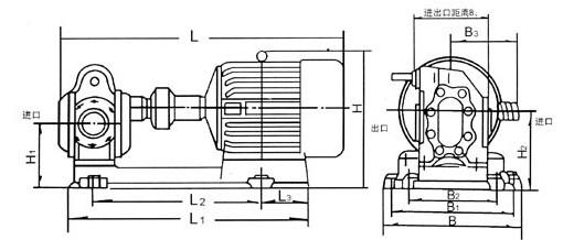 丰田4500油泵电路