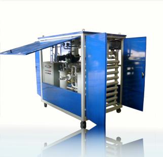 ZJA双级真空变压器油滤油机