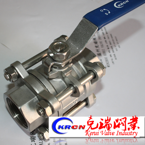 一,三片式(3pc)不锈钢承插焊球阀焊接球阀 1产品特征 公称压力:1.图片