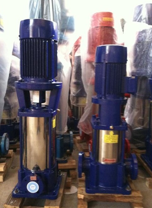 gdl立式多级泵安装及使用方法图片