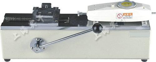 线束端子手摇卧式推拉力机图片