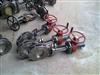 PZ573H伞齿轮耐磨刀型闸阀